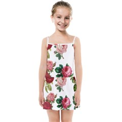 Roses 1770165 1920 Kids Summer Sun Dress
