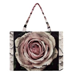 Vintage Rose Medium Tote Bag