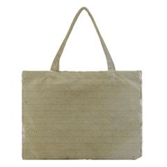 Old Letter Medium Tote Bag