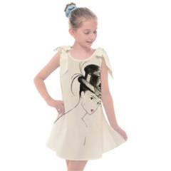 Vintage 2517507 1920 Kids  Tie Up Tunic Dress