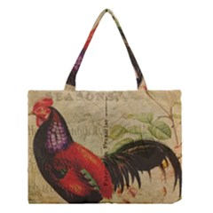 Rooster Medium Tote Bag