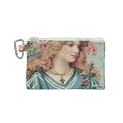Lady Canvas Cosmetic Bag (small) by vintage2030
