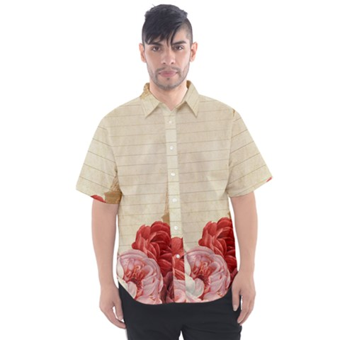 Vintage 1254711 960 720 Men s Short Sleeve Shirt by vintage2030