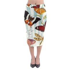 Butterfly 1064147 960 720 Midi Pencil Skirt