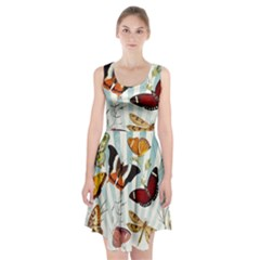 Butterfly 1064147 960 720 Racerback Midi Dress