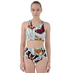 Butterfly 1064147 960 720 Racer Back Bikini Set