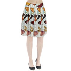 Butterfly 1064147 960 720 Pleated Skirt