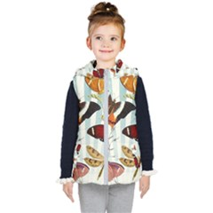 Butterfly 1064147 960 720 Kid s Hooded Puffer Vest