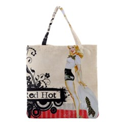 Retro 1112777 960 720 Grocery Tote Bag