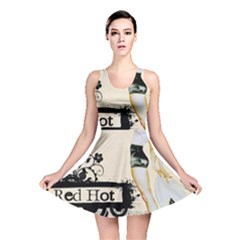 Retro 1112777 960 720 Reversible Skater Dress
