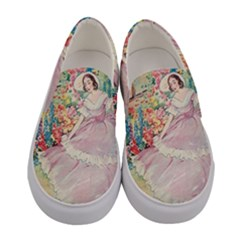 Vintage 1203865 960 720 Women s Canvas Slip Ons