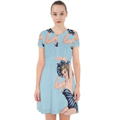 Retro 1107640 960 720 Adorable In Chiffon Dress