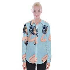 Retro 1107640 960 720 Womens Long Sleeve Shirt