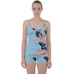 Retro 1107640 960 720 Tie Front Two Piece Tankini