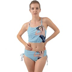 Retro 1107640 960 720 Mini Tank Bikini Set