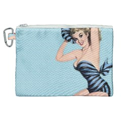 Retro 1107640 960 720 Canvas Cosmetic Bag (xl)