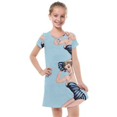 Retro 1107640 960 720 Kids  Cross Web Dress