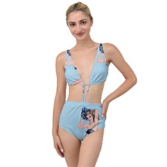 Retro 1107640 960 720 Tied Up Two Piece Swimsuit