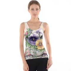 Lowers Pansy Tank Top