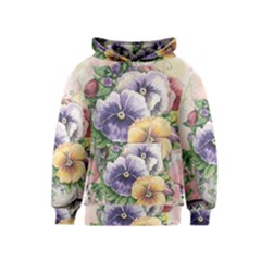 Lowers Pansy Kids  Pullover Hoodie