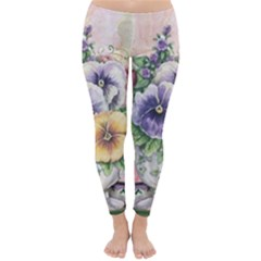 Lowers Pansy Classic Winter Leggings