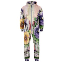 Lowers Pansy Hooded Jumpsuit (men)