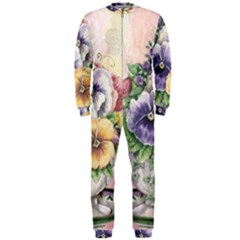 Lowers Pansy Onepiece Jumpsuit (men)