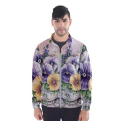 Lowers Pansy Windbreaker (men)