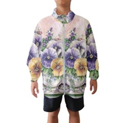 Lowers Pansy Windbreaker (kids)