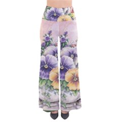 Lowers Pansy So Vintage Palazzo Pants