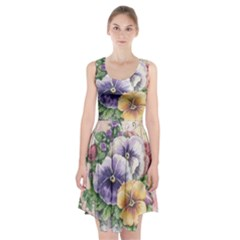 Lowers Pansy Racerback Midi Dress
