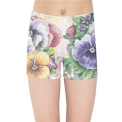 Lowers Pansy Kids Sports Shorts