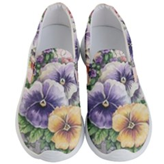 Lowers Pansy Men s Lightweight Slip Ons
