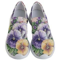 Lowers Pansy Women s Lightweight Slip Ons