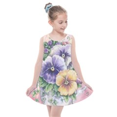 Lowers Pansy Kids  Summer Dress
