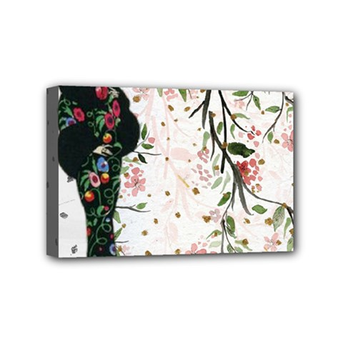 Background 1426655 1920 Mini Canvas 6  X 4  (stretched)