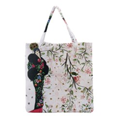 Background 1426655 1920 Grocery Tote Bag by vintage2030