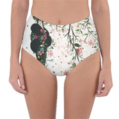 Background 1426655 1920 Reversible High Waist Bikini Bottoms