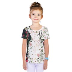 Background 1426655 1920 Kids  One Piece Tee by vintage2030