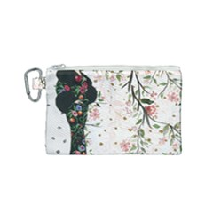 Background 1426655 1920 Canvas Cosmetic Bag (small) by vintage2030