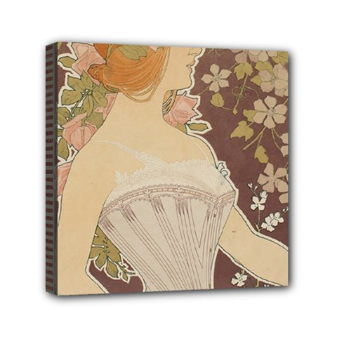 Vintage 1370065 1920 Mini Canvas 6  X 6  (stretched) by vintage2030