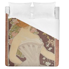 Vintage 1370065 1920 Duvet Cover (queen Size) by vintage2030