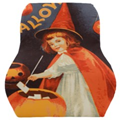 Haloweencard2 Car Seat Back Cushion