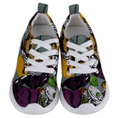 Playing Skeleton Kids  Lightweight Sports Shoes