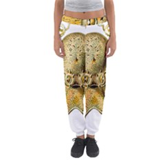 Gold Octopus Women s Jogger Sweatpants