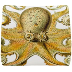Gold Octopus Seat Cushion