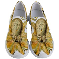 Gold Octopus Women s Lightweight Slip Ons