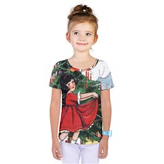 Christmas 1912802 1920 Kids  One Piece Tee by vintage2030