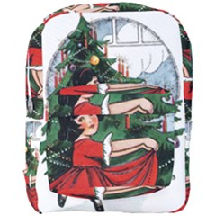 Christmas 1912802 1920 Full Print Backpack by vintage2030