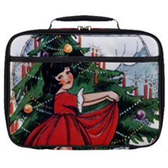 Christmas 1912802 1920 Full Print Lunch Bag by vintage2030